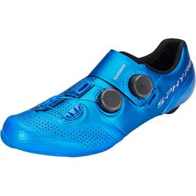Shimano S-Phyre SH-RC902 Scarpe bici da corsa, blu